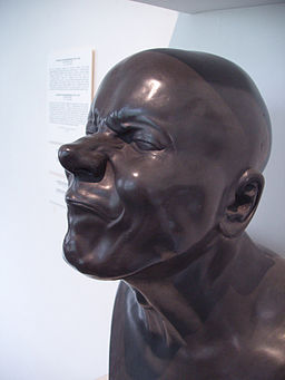 """Emotions"" by Franz Xaver Messerschmidt"