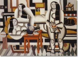 fernand-leger-le-petit-dejeuner-1921-european-art-art-prints-paintings