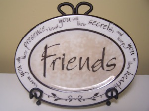 friendship dish