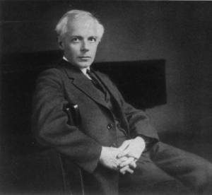 Bela Bartok, 1927