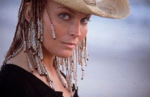 Bo Derek in the 1979 movie 10