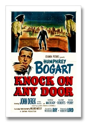 Knock on Any Door Poster[7]