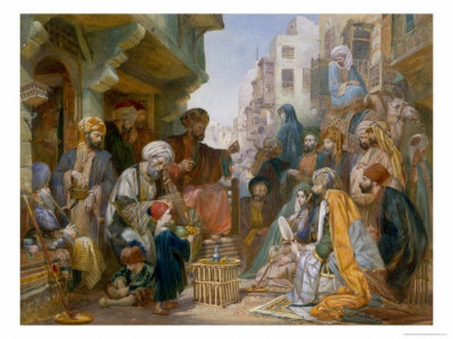 Preziosi_-_Turkish_Street_Scene