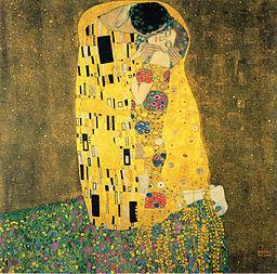 256px-Klimt_-_Der_Kuss
