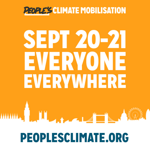 People's Climate March - 20-21 September 2014